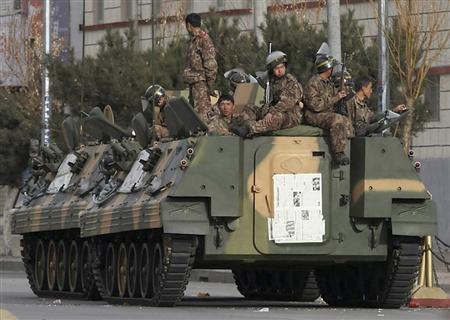 89式装甲兵員輸送車