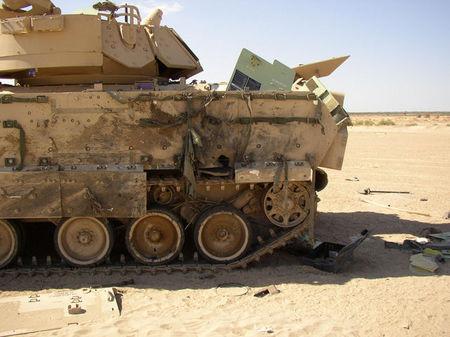 M2ブラッドレー歩兵戦闘車、被害