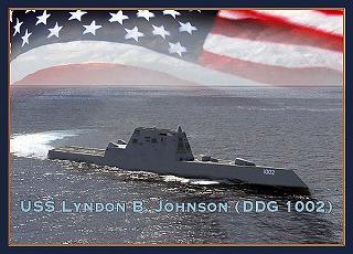 DDG-1002 リンドン・B・ジョンソン