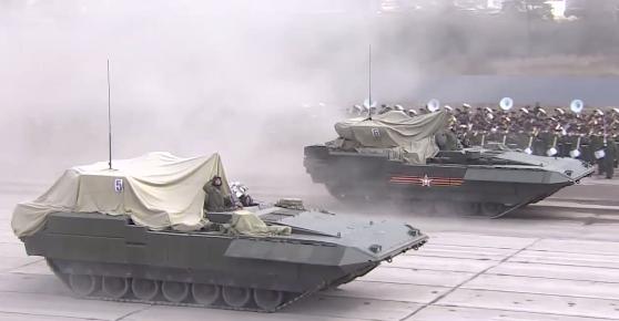アルマータ重歩兵戦闘車