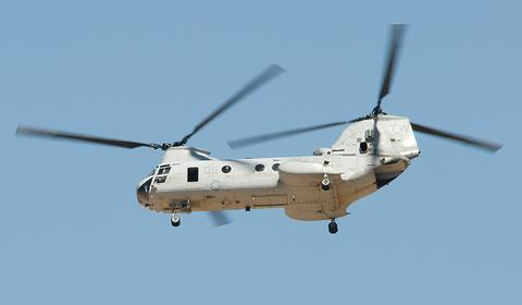 CH-46Eシーナイト