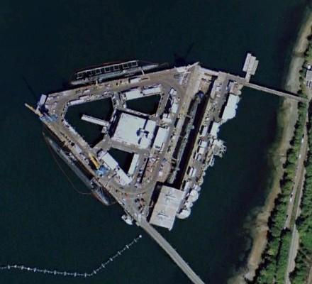 キットサップ海軍基地